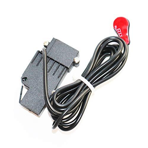 JPVGIA Sensor de interruptores de la luz Delantera y Delantero automático Sensor for Golf 5 6 MK5 MK6 Tiguan Passat B6 B7 CC Touran J ETTA MKV (Color : Sensor)