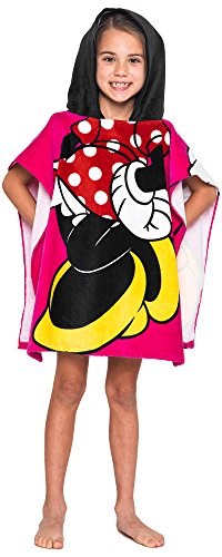 Disney Minnie Mouse Towel Hooded