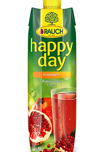Rauch Happy Day Granatapfel, 6er Pack (6 x 1 l)