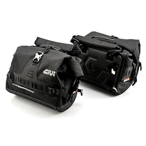 GIVI (ジビ) バイク用 サイドバッグ 各25L 防水 左右セット UT808 96617