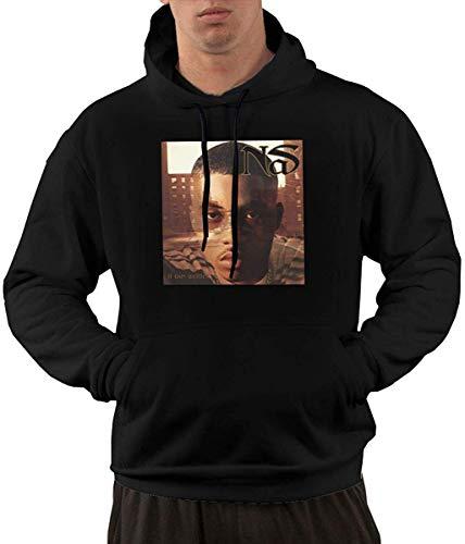 Herren Neuheit Hoodies Activewear Top Hoodies Herren Hoody NAS It was Written Comfort Sports Man Hoodie Sweatshirt