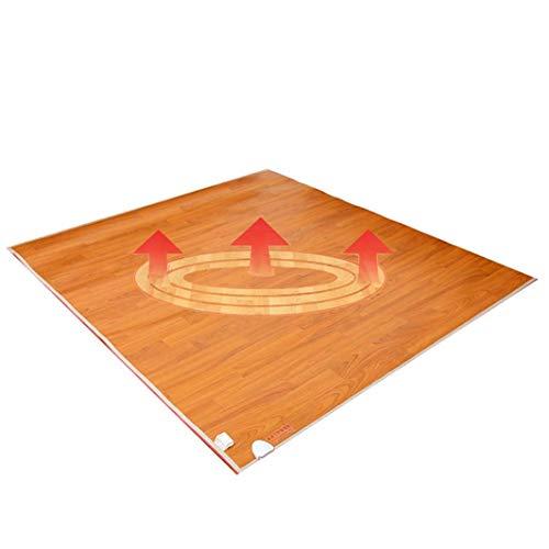 FUTNhot verwarmingsmat met thermostaat voor huishoudelijk gebruik, elektrische verwarming, tapijtverwarming, elektrische bed, warmer 120X200CM