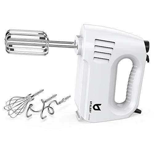 Hand Mixer Electric (5) Attachments