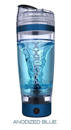 Botella mezcladora Promixx 2.0 con tecnología x-blade y recipiente de...