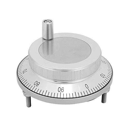 80mm 6-poliger CNC-Impulsgebergriff 5V 100ppr Manueller Impulsgeber-Drehgeber CNC-System zum Gravieren
