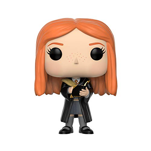 Funko POP! Harry Potter: Ginny Weasley con el diario de Tom Riddle