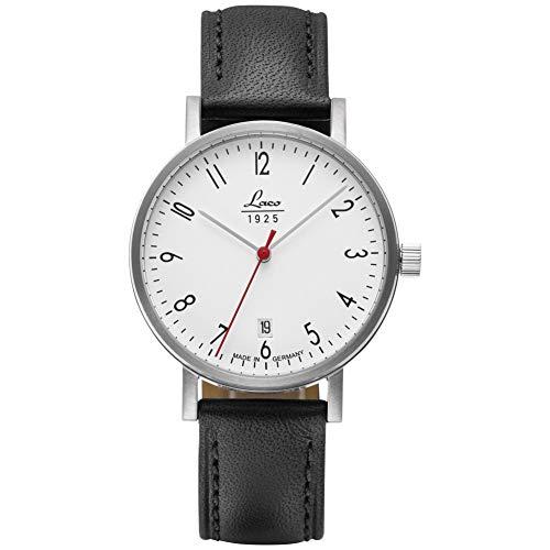 Orologio da polso classico Halle 38 di Laco – Made in Germany – 38 mm...
