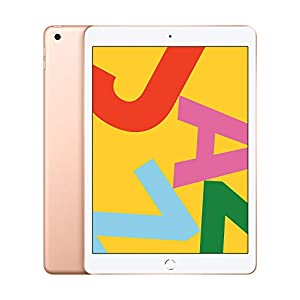 Apple iPad (10.2-inch, Wi-Fi, 32GB) – Gold (Previous Model)