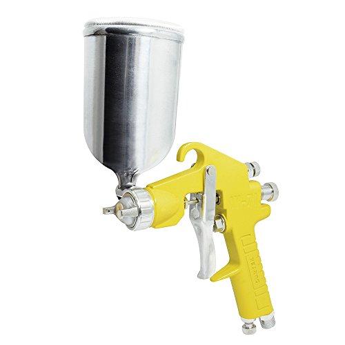 Surtek 108004 Pistola para Pintar de Gravedad Giratoria Vaso de Aluminio, 70 Psi, 400 ml