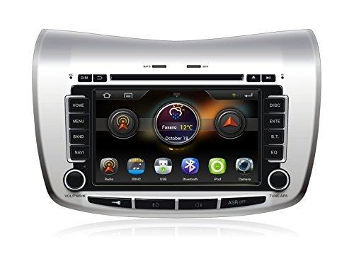Autoradio navigatore Navplus GPS LANCIA DELTA con ANDROID - 7' hd touchscreen, GPS, FM/AM/Radio,1 Din, per fiat 500 dal 2007 al 2014, Bluetooth, elenco telefonico, A2DP, Canbus, Support iPod, TV-DVBT integrato, blue&me, comandi al volante