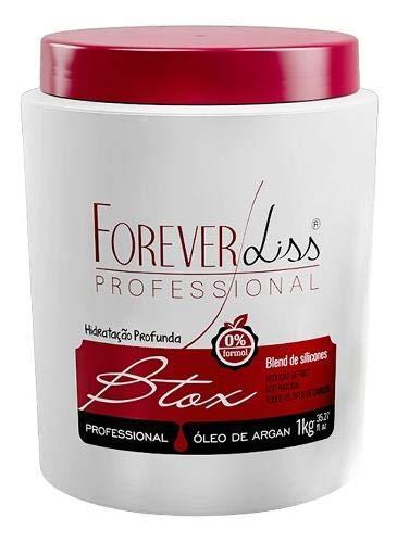 Botox Capilar Argan Oil - Btox 1kg - Forever Liss