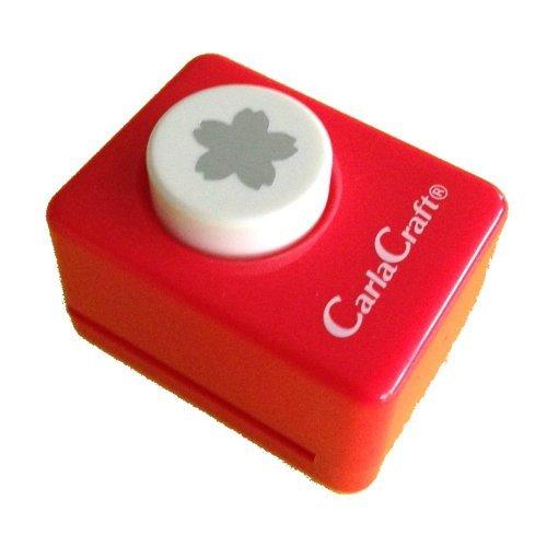 カール事務器 クラフトパンチ小 Sakura(M) CP-1 サクラ(M) 00906085 【まとめ買い5個セット】