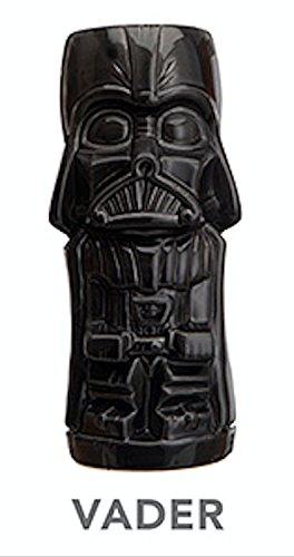 ThinkGeek Geeki Tikis Darth Vader 14-Ounce Ceramic Drinking Mug -...