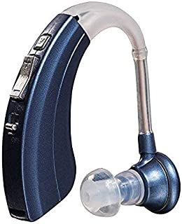 Britzgo Digital Hearing Aid Amplifier Bha-220, 500hr Battery Life,