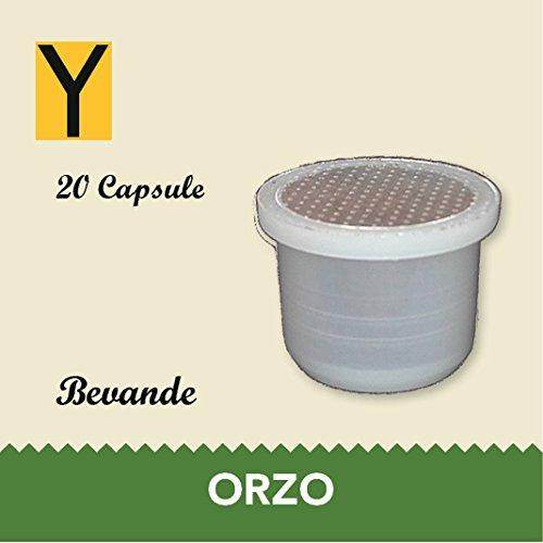 20 capsule compatibili Uno System ORZO