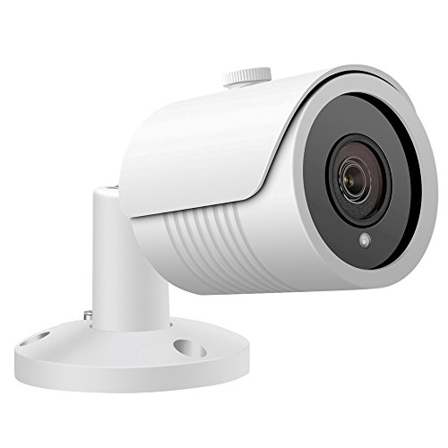 Alptop Outdoor POE IP Security Camera 4 Megapixels HD Bullet Survelliance Camera