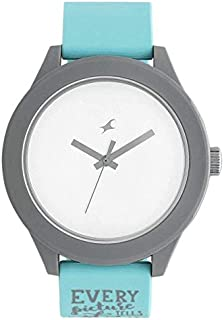 Fastrack Casual Watch For Women Analog Rubber - 38003PP22