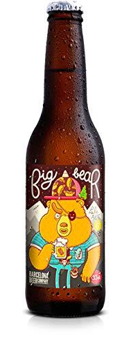 BBC - Cerveza Big Bear Cristal 330ml [Pack x24]