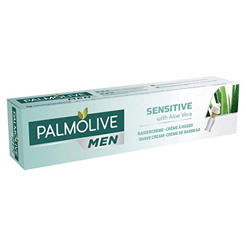 Palmolive Men Sensitive Rasiercreme, 100 ml