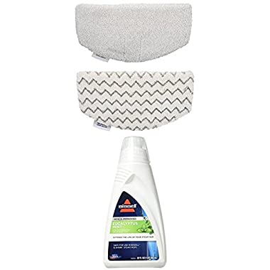 Bissell Replacement Bundle - Mop Pads + Scented Water