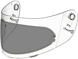 Shoei Pinlock Anti-Fog Lens CX-1/1V Street Motorcycle Helmet Accessories - Dark Smoke/One Size