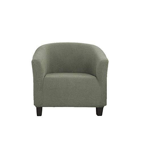 Suuki Sesselüberwürfe,Fernsehsessel Bezug,Couch Überwurf,Wannenstuhlbezüge für Esszimmerstühle,Armlehnenbezüge für Wannenstühle,Stretchbezüge für Wannenstühle,Sitzbezüge für Wannenstühle-4#