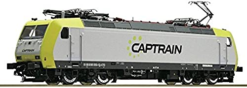 Roco 73599 Elektrolokomotive BR 185, Captrain