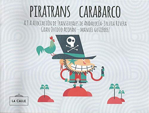 Piratrans Carabarco: Recommended for classic children's picture books (English Edition)