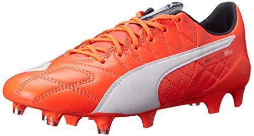 PUMA Men's Evospeed Sl Leather FG Soccer Shoe