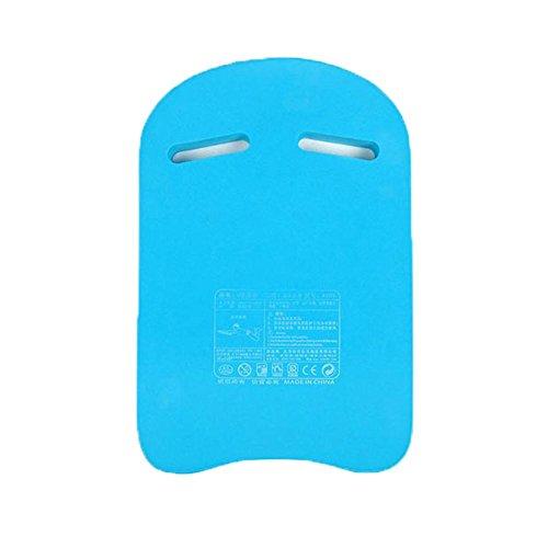 Relefree Safty Swimming Training Aid Kickboard - U Design Swim Pool Float Floating Buoy Hand Board Tool Foam for Kids Children Summer (1 Pcs only, Color Sent Randomly)