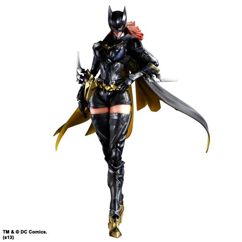 DC Comics Variant Batgirl Play Arts Kai