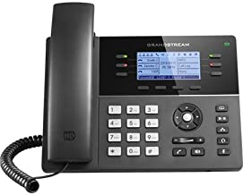 "Grandstream GS-GXP1760W Wireless HD IP Phone Integrated with Wi-Fi 4.6"" photo"