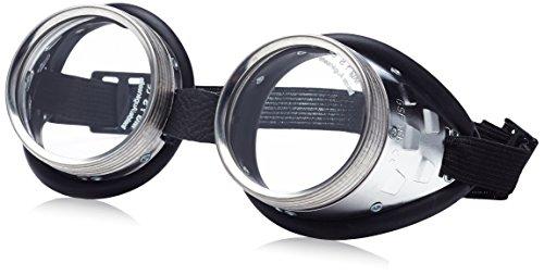 Georg Schmerler Modell 717 farblos splitterfrei Schutzbrille