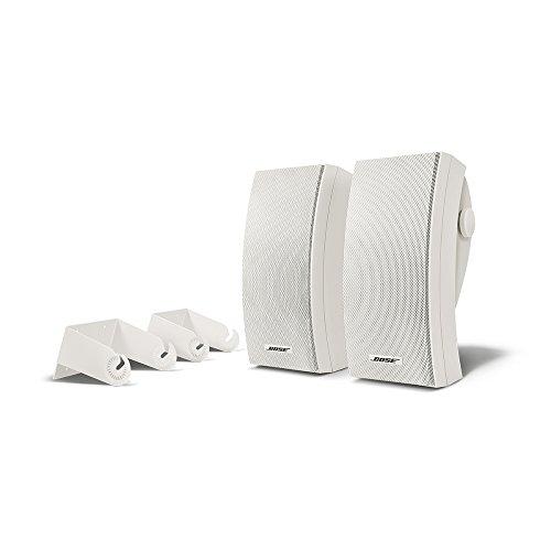 Bose 251 Par De Caixas Interno E Externo (branca)