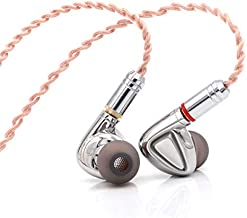 Linsoul TIN HiFi P1 10mm Planar-Diaphragm Driver in-Ear Earphones with Detachable MMCX Cable for Audiophiles Musicians