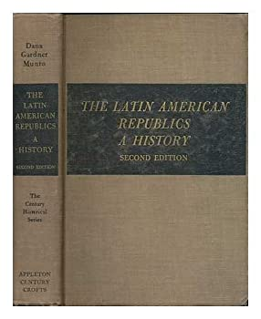 Hardcover The Latin American republics;: A history Book