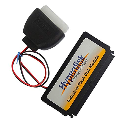 MKOKO HyperDisk Dom 64 GB SLC IDE-40pin SSD for industrielles Flash-Festplattenmodul for Desktop-PC Dauerhaft