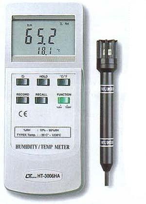Misuratore temperatura umidità professionale