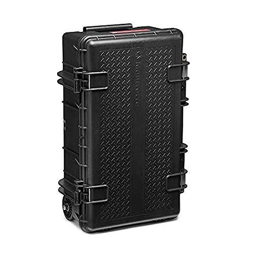 Manfrotto MB PL-RL-TL55 Reloader Robuster L 55 Foto-Rollkoffer für DSLR, Spiegelreflex, CSC Premium Kameras, Trolley für bis zu 2 Kameras und Objektive, Kameratasche, Handgepäck für Fotografen
