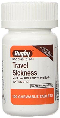 Image of Rugby Travel Sickness,...: Bestviewsreviews