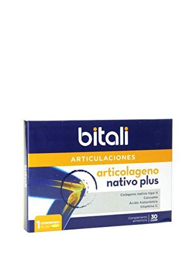Bioiberica 193012.5 Articolageno Nativo Plus, 30 comprimados