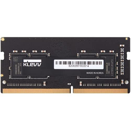 KLEVV Hynix Chips 8GB (1 x 8GB) DDR4 SODIMM PC4-25600 3200MHz CL22 Non-ECC 260 Pin Laptop Notebook Ram Memory (KD48GS881-32N220A)