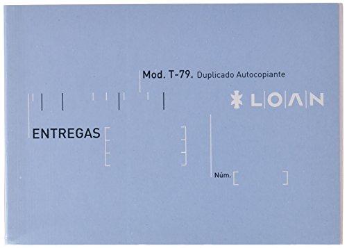 Loan T79 - Talonario, 10 unidades