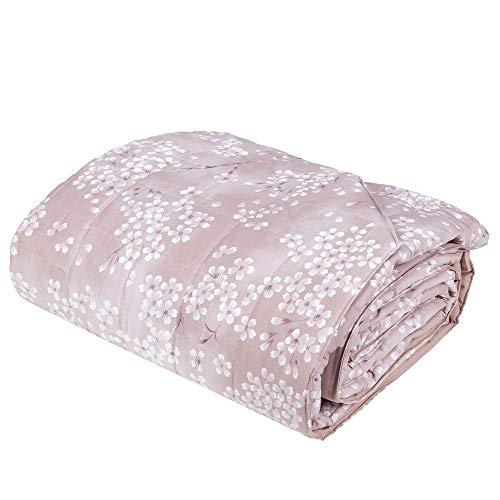 Fazzini Kimono Quilt-2 piazze-Rosa
