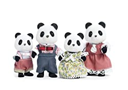 Toys-That-Start-with-P-Panda-Bear-Family