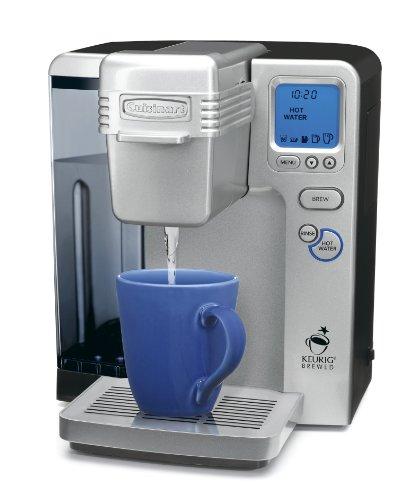 Cuisinart SS-700 K-Cup Holder open