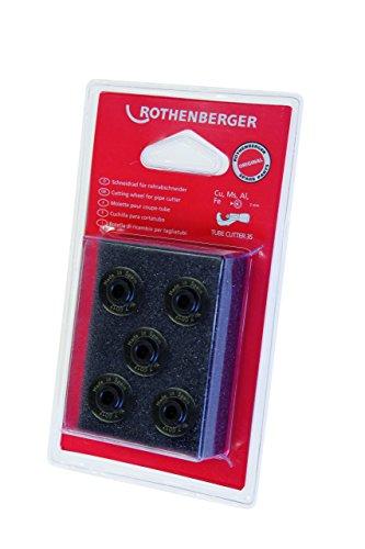 Rothenberger 07.0017D Schneidrad für Stahl 1.3/8' - 5 Stück