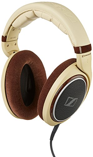 Sennheiser HD 598 - Auriculares de diadema abiertos, beige