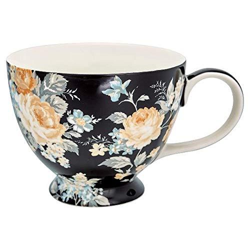 GreenGate- Tea Cup/Teetasse- Josephine Black