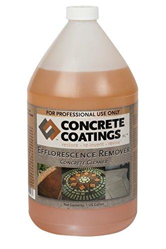 Concrete Efflorescence and Antique Release Remover